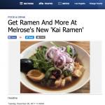 ABC Witness News Kai Ramen
